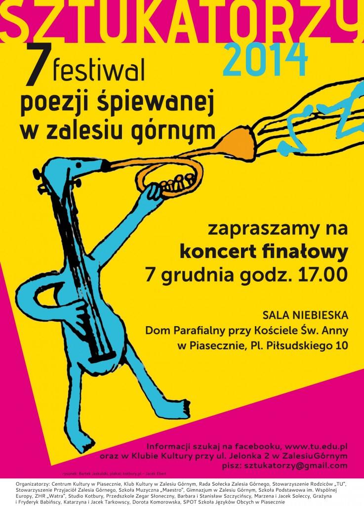sztukatorzy-2014-plakat